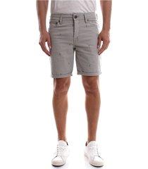 jack&jones 12136275 rick shorts and bermudas men grey