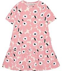 ihailla mini unikot dress jurk roze marimekko