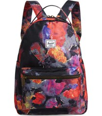 herschel supply co. nova mid volume backpack in watercolor floral at nordstrom