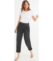 jeansy oversize oscar