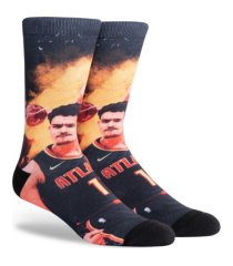 parkway men's atlanta hawks voltage crew socks