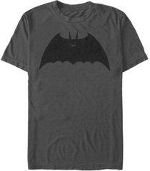 fifth sun dc men's batman classic cape logo short sleeve t-shirt