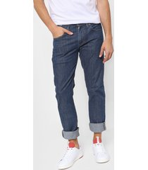 jean azul levi's 511 slim fit dark