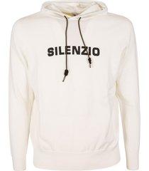aspesi silenzio hoodie