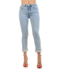 7/8 jeans yes zee p376-p647