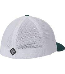 gorra verde pine columbia mesh ballcap