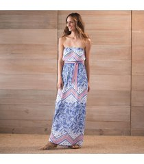 paisley scarf iman maxi dress