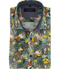 korte mouwen casa moda overhemd comfort fit