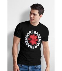 camiseta base nobre red hot t- shirt masculina - masculino
