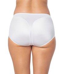 panty panty control suave blanco leonisa 01214