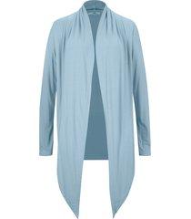 cardigan ampio di jersey in lenzing™ ecovero™ (grigio) - bpc bonprix collection