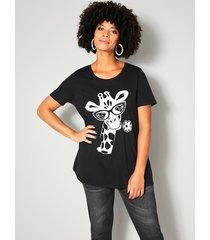 shirt angel of style zwart::wit