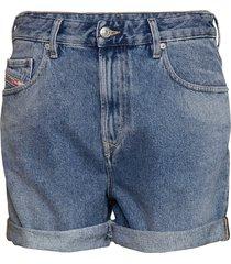 de-reg shorts shorts denim shorts blå diesel women