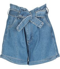 berna denim shorts