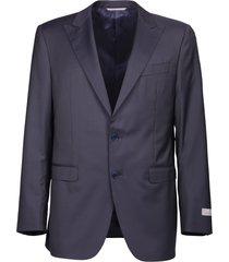 canali blue suit