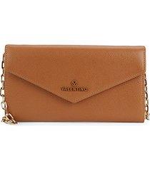 nicola palmellato leather wallet-on-chain