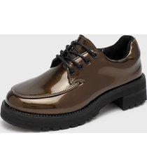 zapato  cobre fiveblu
