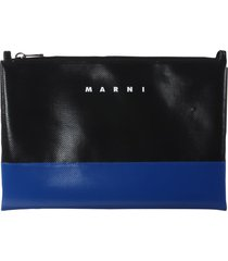 marni pouch with logo