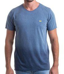 camiseta clothis gradient relax degradê masculina