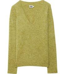 emma sweater deep khaki