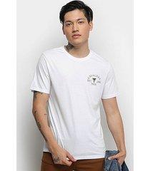 camiseta cavalera t shirt yin yang masculina