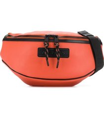 ami paris waist pouch - orange