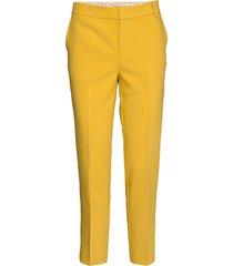 cleapw pa slimfit broek skinny broek geel part two