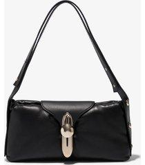 proenza schouler padded latch shoulder bag 00000/black one size