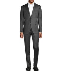standard fit wool suit set