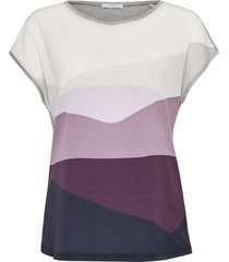 opus t-shirt sanyo print