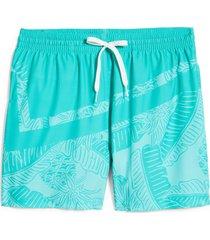 men's chubbies 5.5-inch swim trunks, size x-large - green