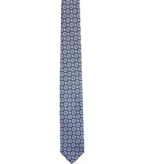 krawat winman niebieski 214