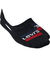 strumpor levi's low rise 2-pack