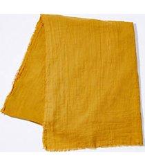 lou & grey cotton gauze scarf