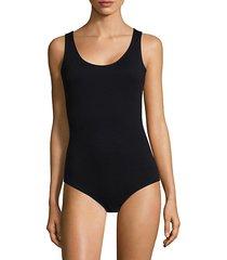cotton sensation tank bodysuit