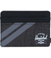 men's herschel supply co. charlie rfid card case - black