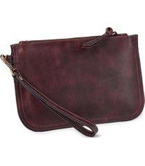 bolsa de mão mantoan  couro alça removível conforto café