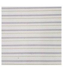 kit 3 rolos de papel de parede fwb adesivo listrinhas roxo e verde