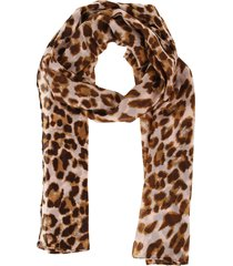 pashmina leopardo grande fight for your right