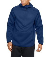 under amour men's move ½ zip hoodie