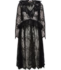 2nd edition oracle dresses lace dresses svart 2ndday