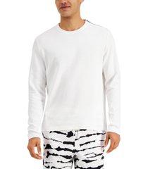 inc men's ottoman ribbed zipper t-shirt, created for macy's