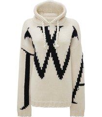 jwa chunky hoodie