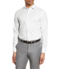men's nordstrom extra trim fit non-iron dress shirt