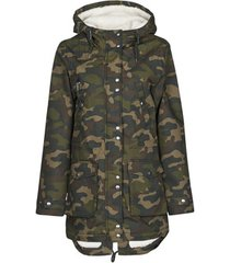 parka jas volcom walk on by 5k nuts