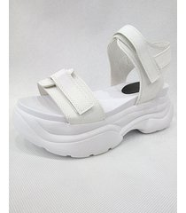 sandalia blanca sibenik