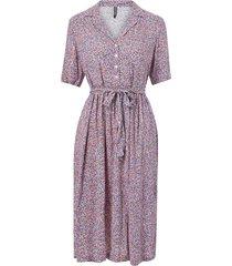 klänning pctimberly ss midi dress