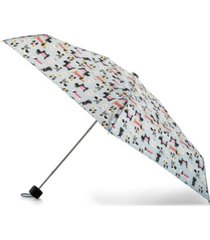 totes water resistant mini manual purse umbrella