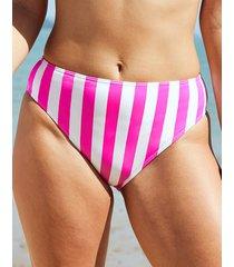 corsica high waist high leg tummy control bikini bottom