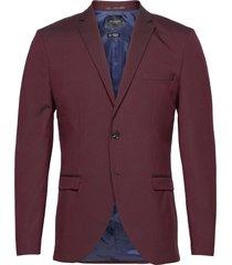 slhslim-mylologan burgundy blazer h b blazer colbert paars selected homme